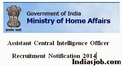 IB-750-Assistant-Central-Intelligence-Officer-Recruitment-2014