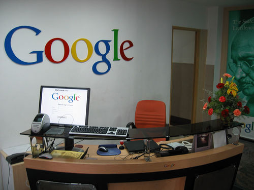 Google-Hyderabad-Office