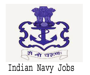 Indian Navy Jobs logo