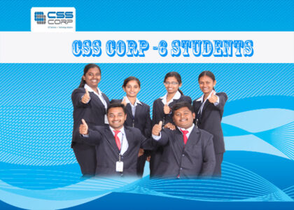Recruitment for Assistant Systems Engineer post in CSS Corp
