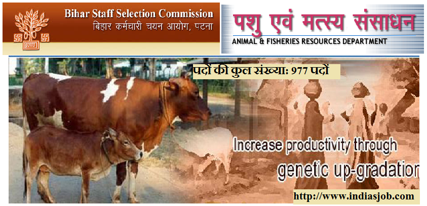 Animal & Fisheries Resources Dept_indiasjob