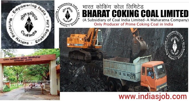 Bharat Coking Coal Limited (BCCL)_indiasjob