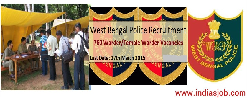 West Bengal Police Recruitment Board_indiasjob