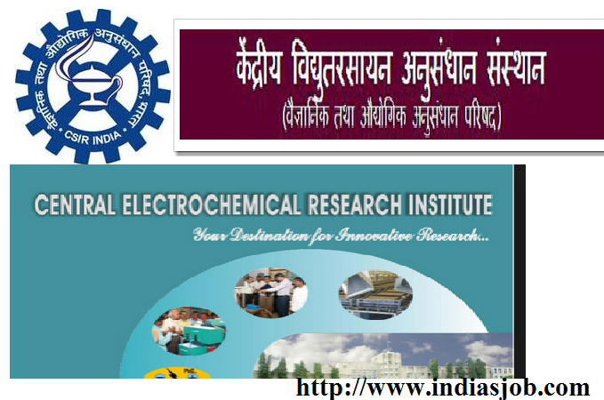 Central Electrochemical Research Institute (CERI)