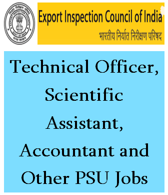 Export-Inspection-Council-of-IndiaEIC-Recruitment-2014