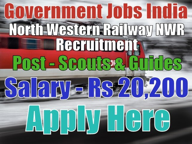 north-western-railway-nwr-recruitment-2017indiasjob
