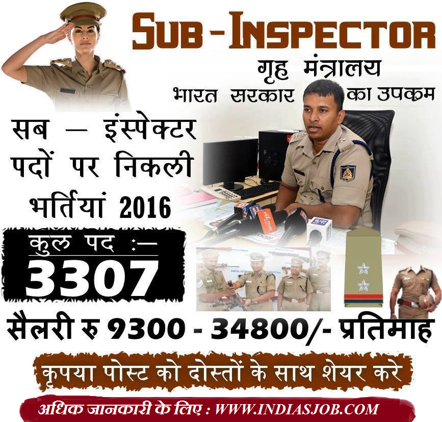(UP Police recruitment 2016 indiasjob
