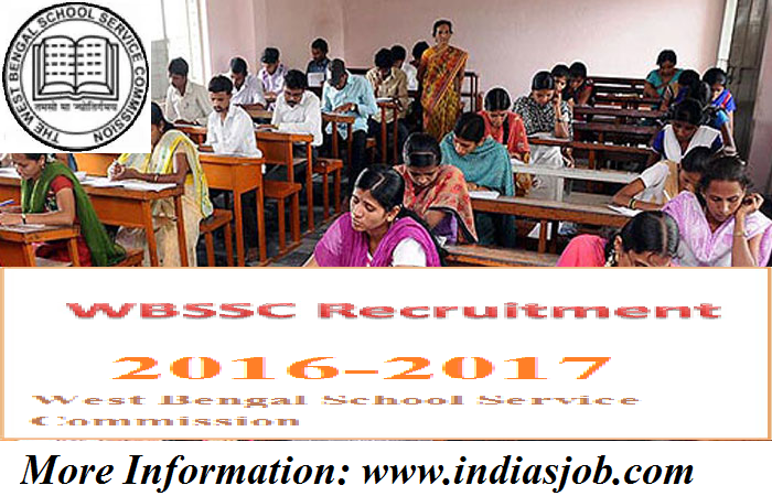Head Master-in-West Bengal School Service Commission (WBSSC) indiasjob